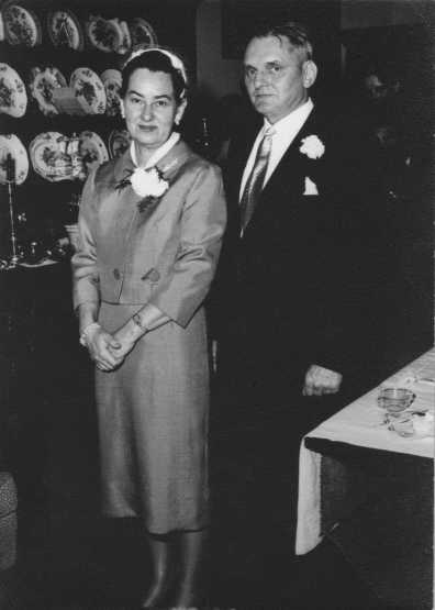 Doris and Charles Nash